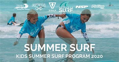 KIDS SUMMER SURF PROGRAM FB EVENT COVER.