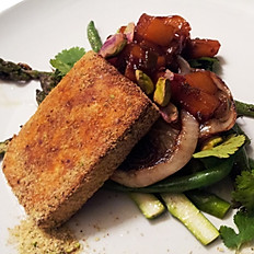 GRILLED INDIAN SPICE TOFU
