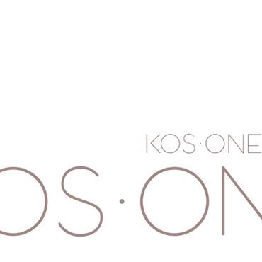 Kos One Hostel Logo Design.jpg