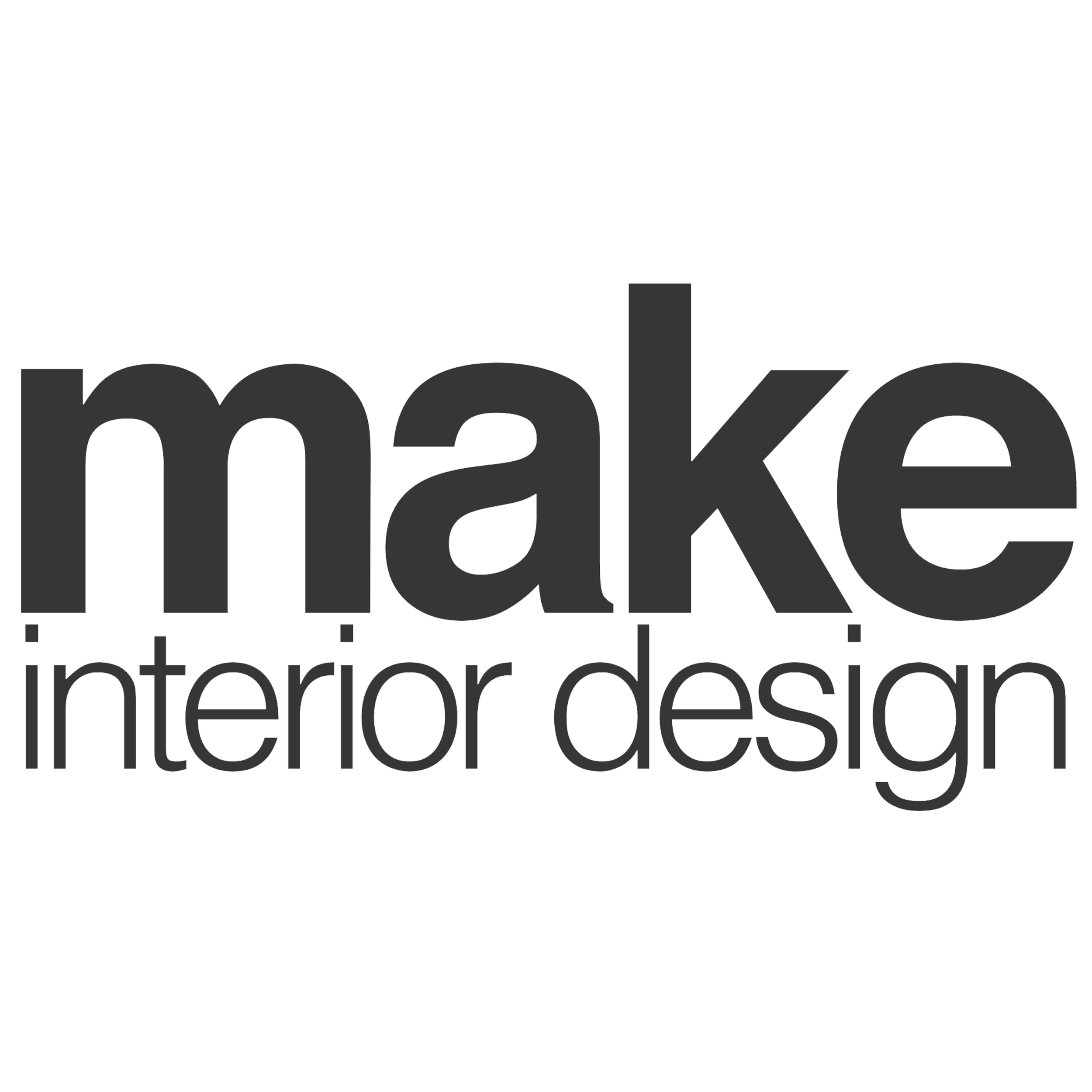 Make Interiors Logo Website