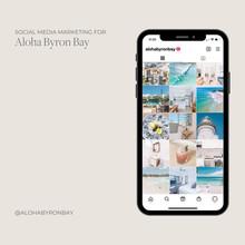 Social Media Marketing (iPhone) Aloha By