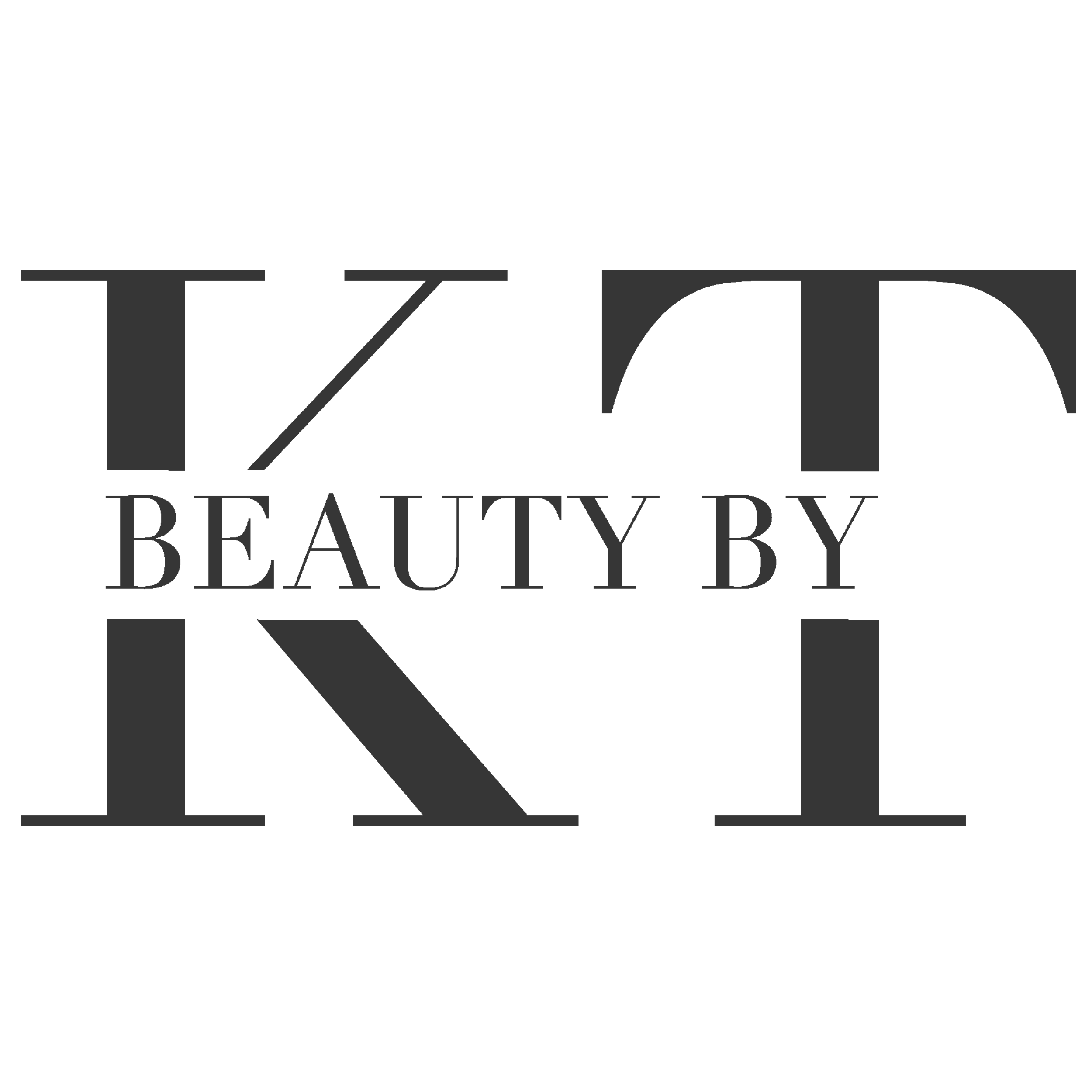 Beauty By KT Logo
