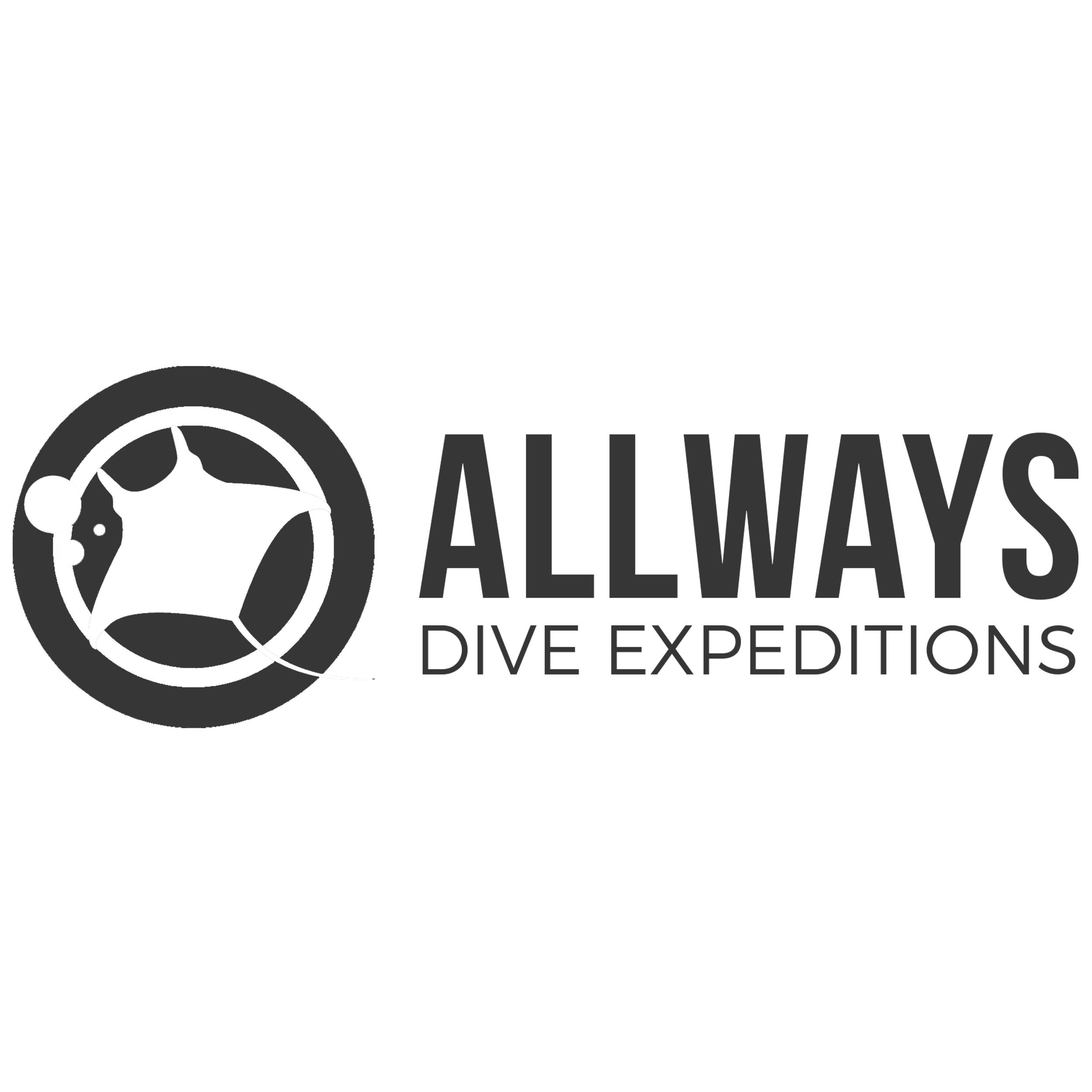 Allways Dive Expeditions Logo Website