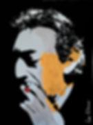 Serge Gainsborg portrait