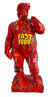 I LOVE FAST FOOD