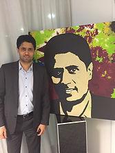 le closier, portrait, Nasser Al-Khelaïfi, PSG, Paris Saint-Germain