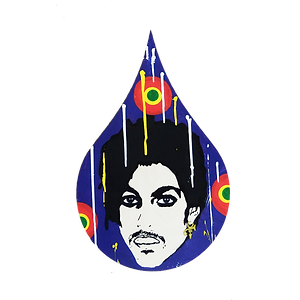 le closier, Prince, pop art, wall sculpture