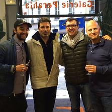 Le Closier, Richard Orlinski, Onemizer, Benjamin Spark