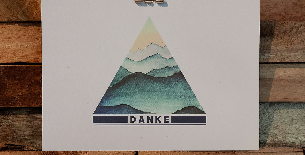 Karte - DANKE