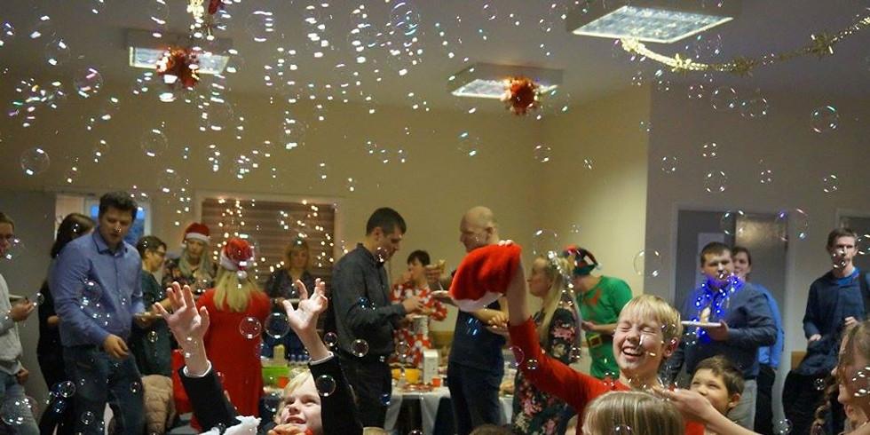 Kalėdinis žiburėlis Bognor Regyje