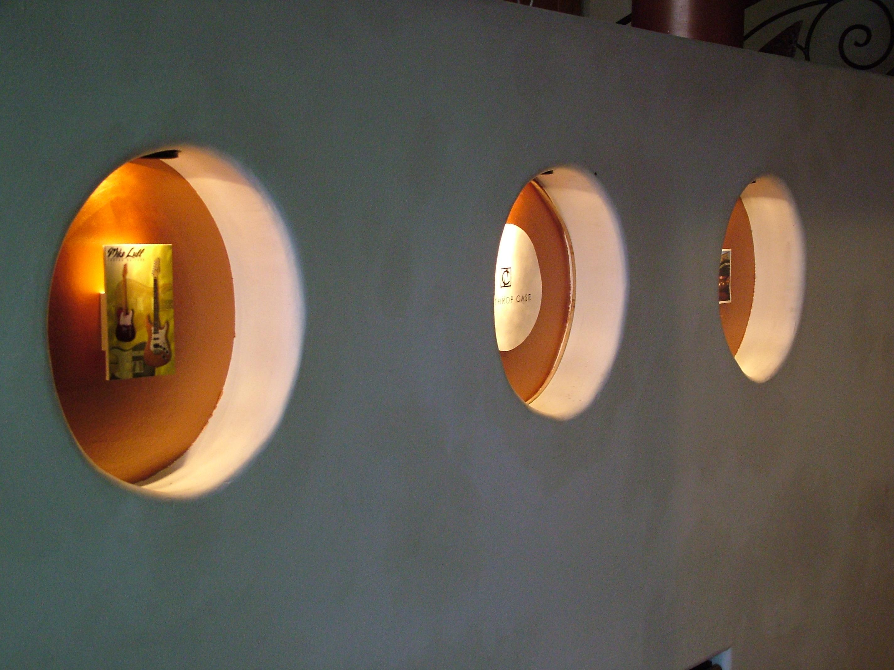 Hale Studios / Wall