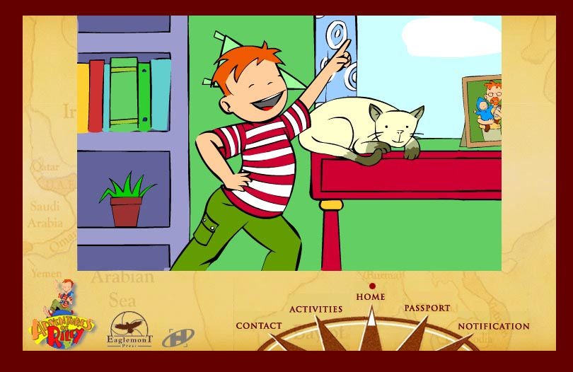 ANIMATED ENTRY (2) CHILDREN'S BOOK