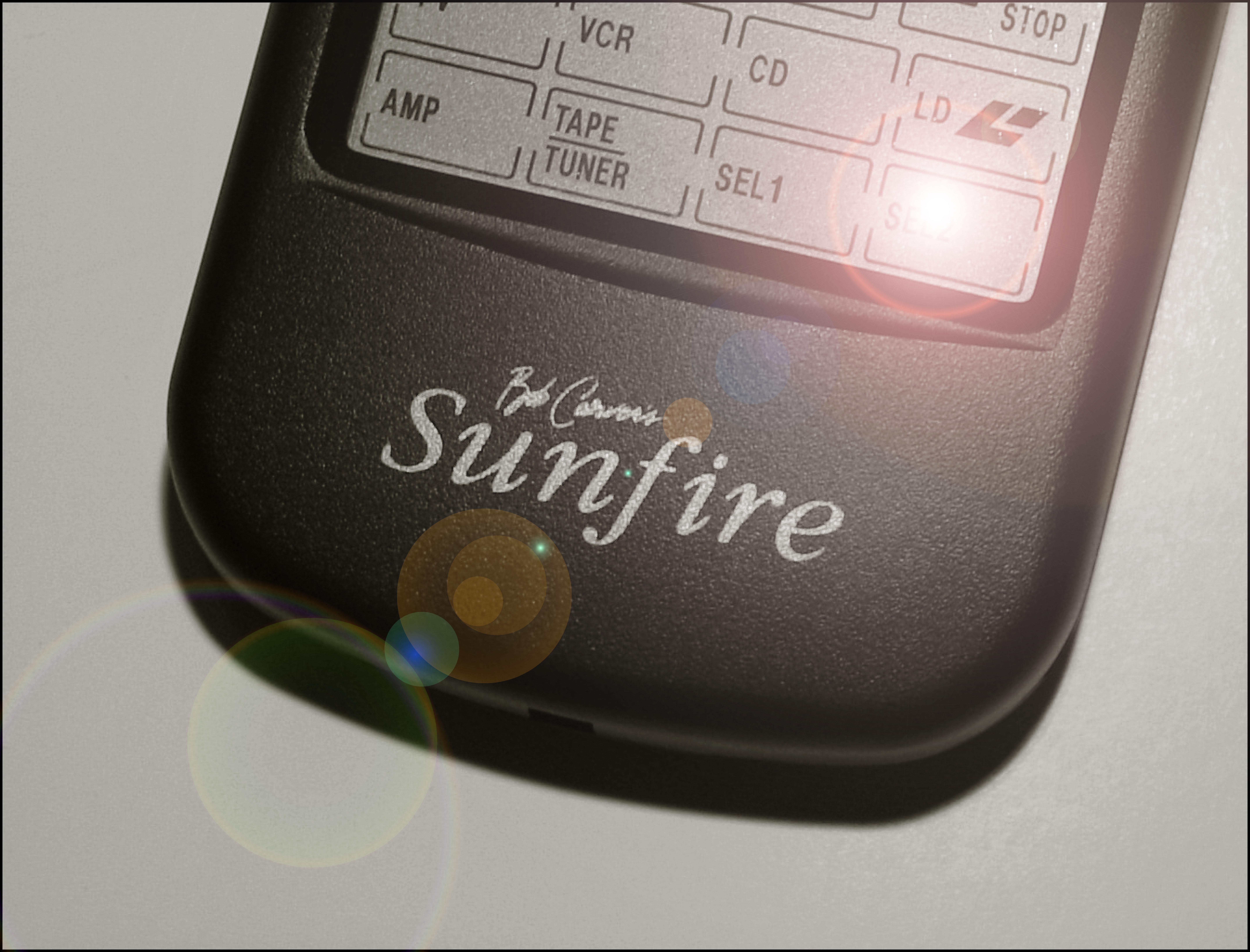 SUNFIRE remote