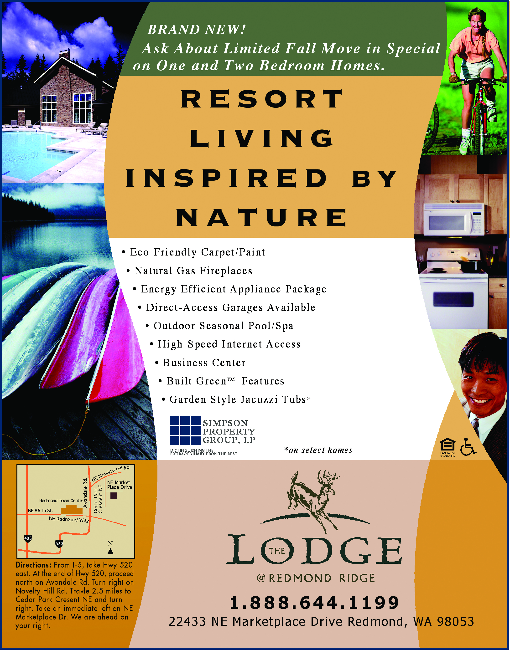 The Lodge Ad