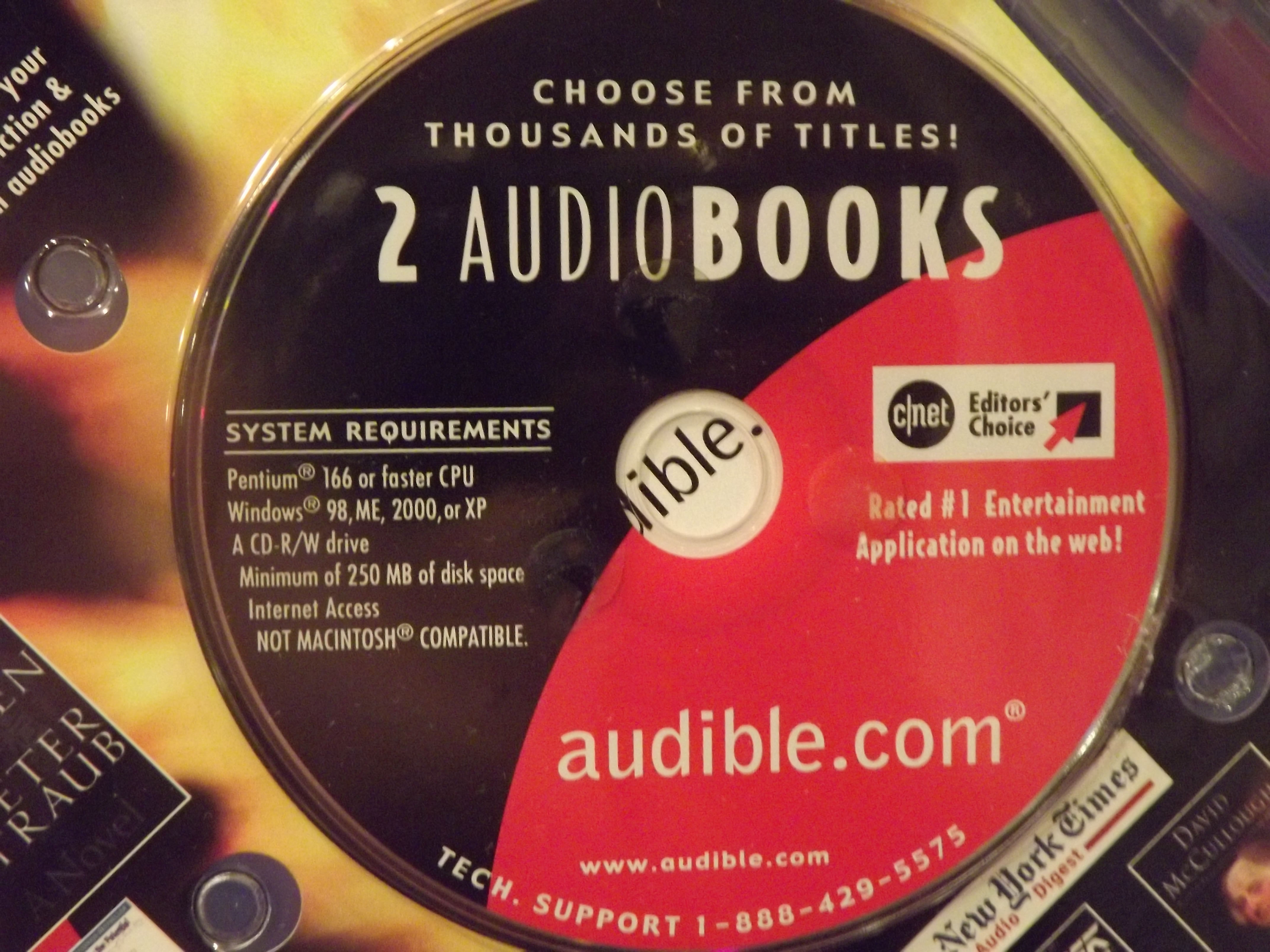 AOL's Audible.com