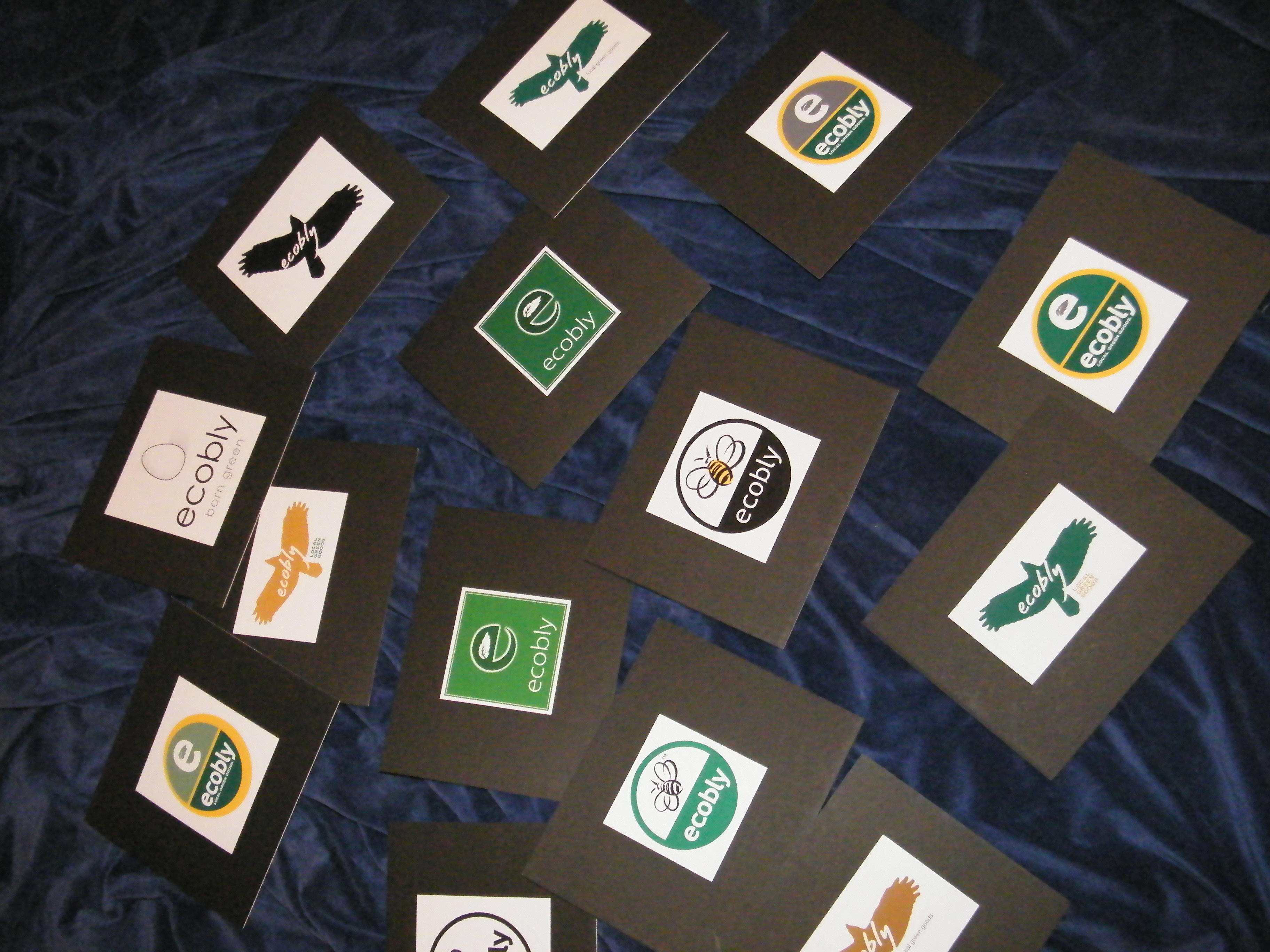 ecobly logos