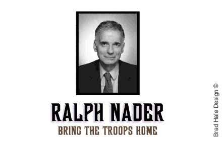 Ralph Nader (Pres. Candidiate)