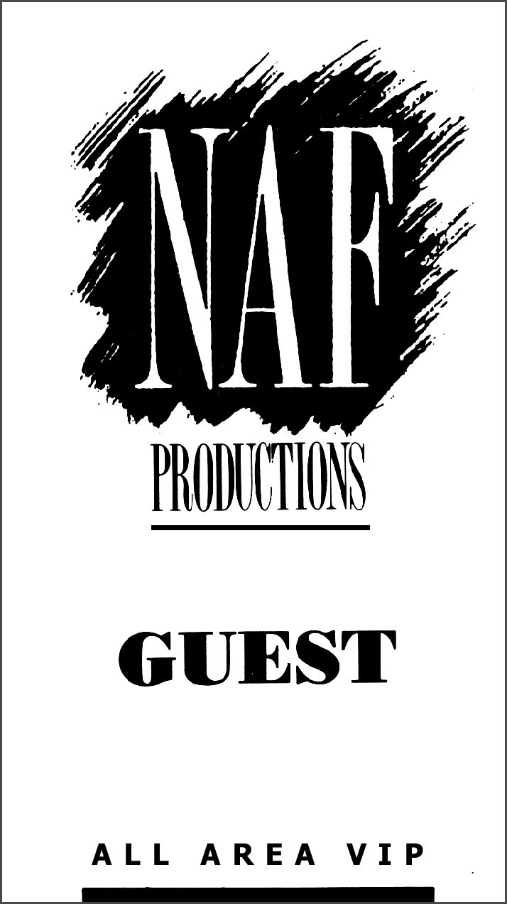 NAF PRODUCTIONS