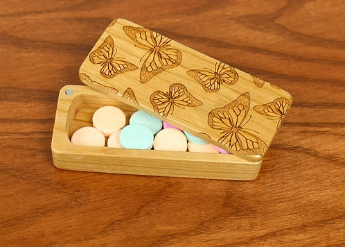 Monarch Butterfly - Stash Box