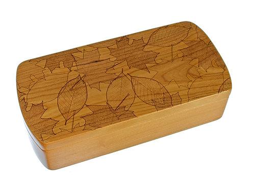 Leaves Tea Box