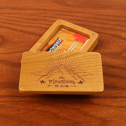 Customizable Gift Card Box