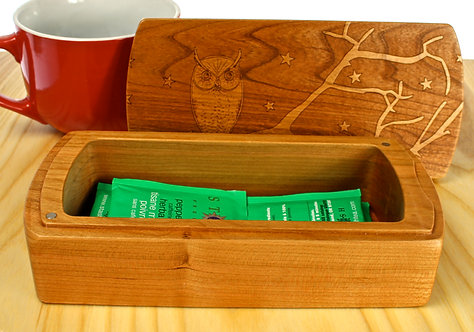 Owl Tea Box