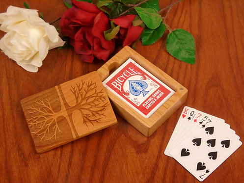Playing Card Case   Tree of Life