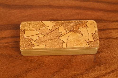 Leaves - Stash Box