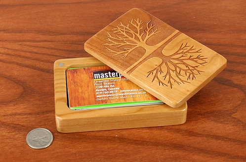 Tree of Life Box (fits gift cards, business cards)