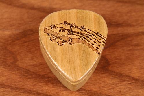 Head Stock - Guitar Pick Box G21