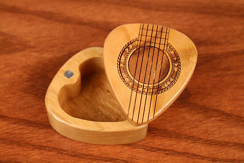 Guitar Strings - Guitar Pick Box G37