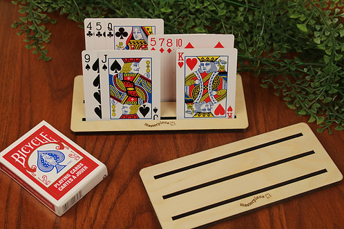 Playing Card Holder - Set of 2