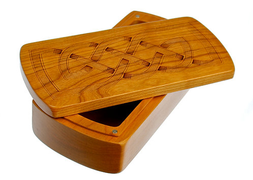 Celtic Knot Tea Box