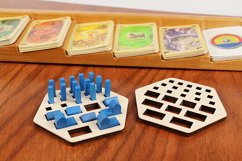 Settlers of Catan Pieces Organizer - Set of 6