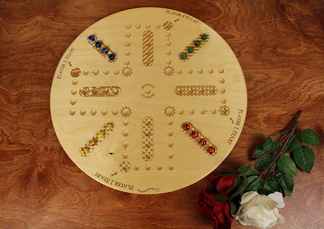 4 Player Aggravation Board