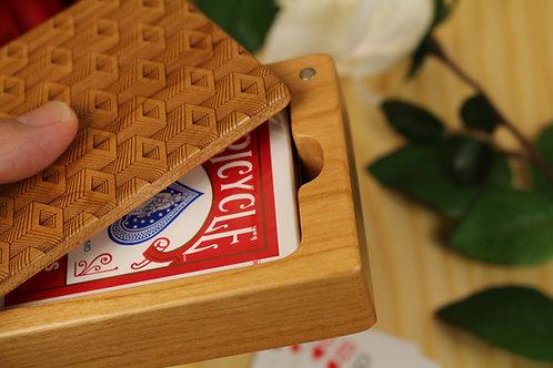 Playing Card Box | Depth Optical Art