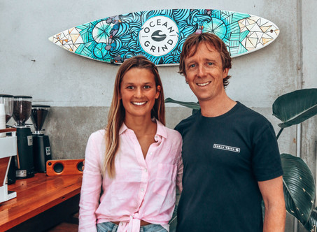 Sustainable Trendsetter | Ocean Grind Coffee Torquay
