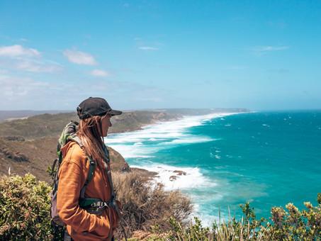 Experiencing the Great Ocean Walk
