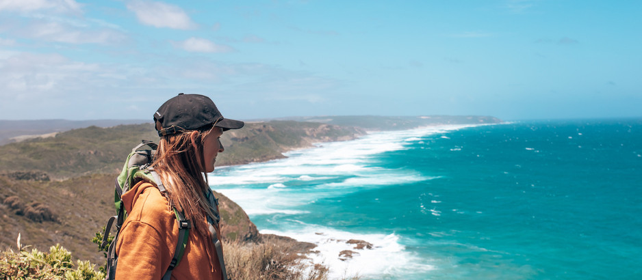 Experiencing the Great Ocean Walk