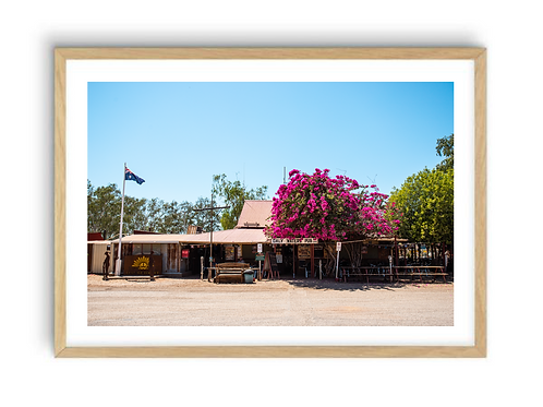 Daly Waters Pub,  Print