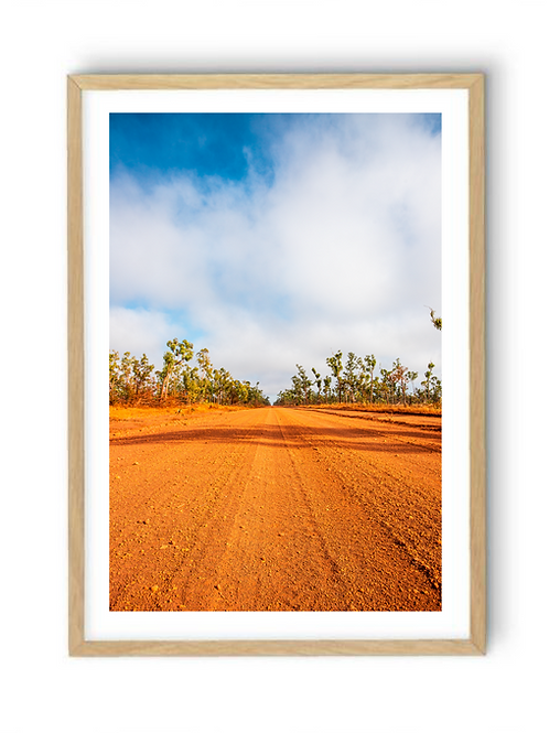 Outback Road,  Print