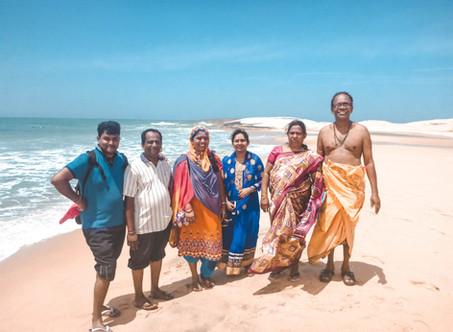 Surfing / Diving the East Coast of Sri Lanka