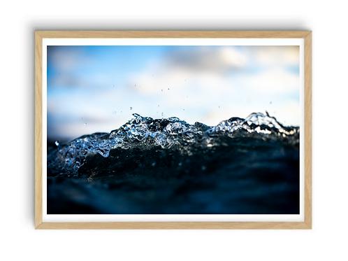 Ocean Glass, Print