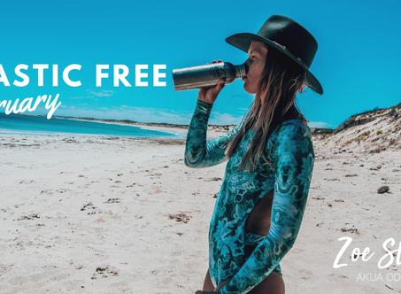 Plastic Free February