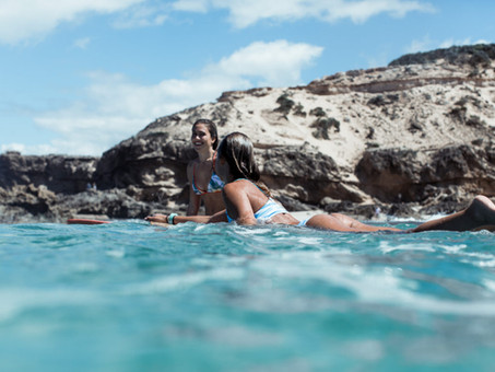 Girls Guide to the ultimate Eco Surf Trip