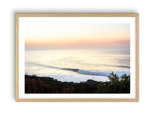 Waves at Winkipop, Print