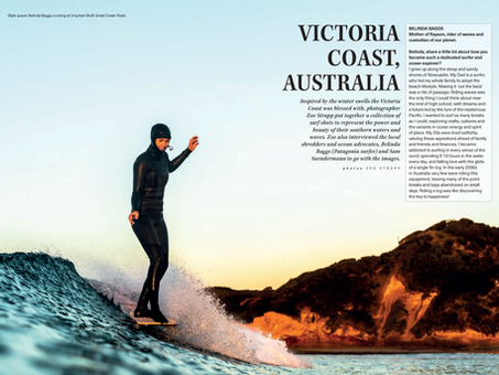 PRINT - Surf Girl Magazine