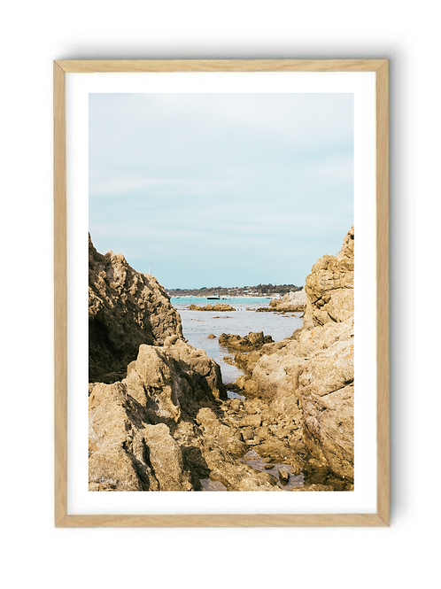 Mount Martha Rocky View, Print