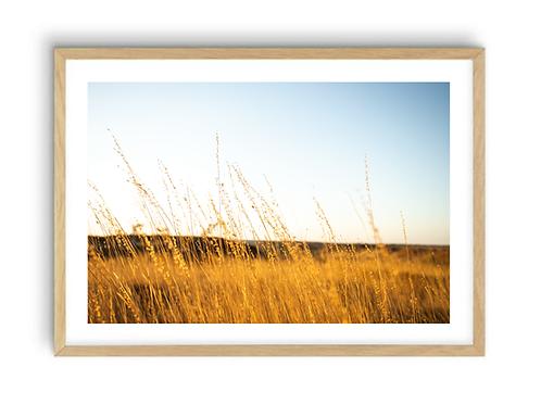 Outback Australia Sunset Print