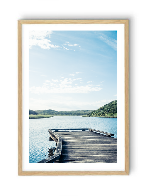 Gellibrand River, Print
